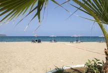 Crete seafront villa escapes
