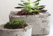 DIY: concrete objects..mania