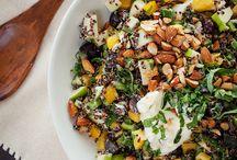 salades & soupes veggie