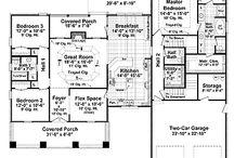 House Plans / by Elizabeth Bailey