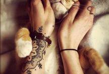 Tatouages / by célia D.