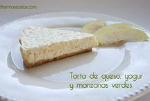 Recetas de cocina / by Inmaculada Sanz Herrera