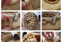 Inspiration: DIY Wino / DIY Projects for and with all things wine - bottle bag ideas, upcycle plans for wine bottles, corks, & labels, etc / by Penny Pintrest