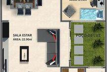 planta de casas