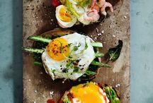 Красивые завтраки