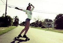 ladies of longboarding