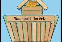 Noah JIGSAW ideas