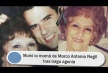 Murió la mamá de Marco Antonio Regil tras larga agonía
