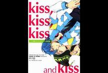 """Noiz x Aoba    Doujinshi """"Dramatical Murdurer"""" : Yaoi World / Images sur le thème du couple yaoi (ou boy's love): Noiz x Aoba Game : Dramatical Murdurer"""