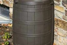 Rain barrels / High Quality Rain Barrels Help Reduce Your Water Bills! Collecting rainwater is a tremendous way to always have water on hand for emergency usage or irrigation for your landscaping.