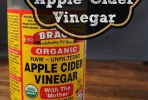 Apple Cider Vinegar / by Barbara Binda