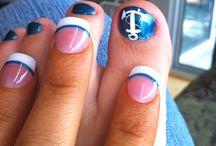 Pretty Nails / by Brittanie Hocker