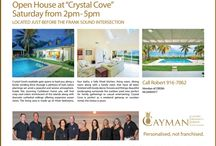 Cayman Open House / Real Estate Open House located in the beautiful Cayman Islands in Grand Cayman.