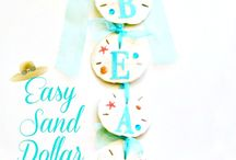 BEACH (ideas & tutorials) / The beach. The ocean. I love the feel, the smells. This is pictures, ideas, crafts, how-to's...and more. / by Jennifer Brown