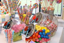Buffet candies