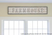 FarmHouse DIY