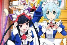 GATE (Anime/ R17+) /  GATE: Jieitai Kanochi nite, Kaku Tatakaeri/ Enryuu-hen  ♡ Rory Mercury ♡