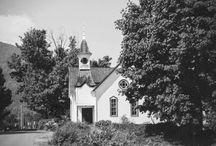 The Little White Chapel, Chilliwack Weddings / Weddings at the Little White Chapel  Heritage Chapel Venue in Chilliwack, British Columbia