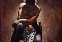 Pintor Hamish Blakely