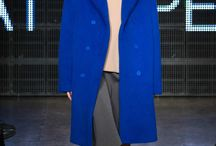 Fashion trends . COLORS & PRINTS