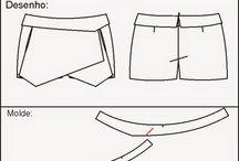 falda chor