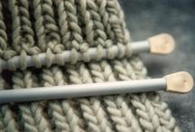 Knit. / by Sarah Moog