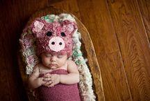 baby hats / by Rachel Lee