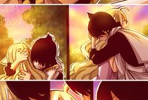 Zeref x Mavis // Fairy Tail