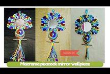 accessori in macrame