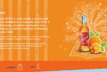 Refrigerante LARANJADA / #laranjada #bebida #refrigerante