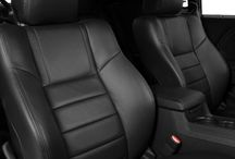 Dodge Leather Interiors / Ideas for Custom Interiors for Your Dodge Vehicle
