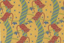 Fabric and Patterns / by Diane Sherman