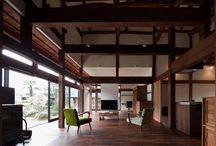 igawa-arch/Old Japanese imber house renovation