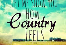 Country Music!! / by Leah Speer