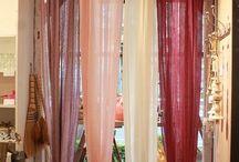 cortinas hippies