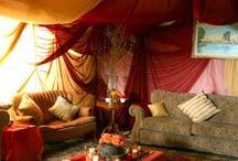 hippy room