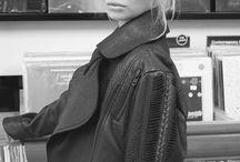 AJE INSIDER   MICHAELA BARANOV / Aje Girl: Michaela Baranov vocalist for Flight Facilities Photographer: Brigette Clark Stylist: Hannah Busby Beauty: Amy Sartorel
