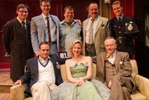 """DIAL M FOR MURDER / Photos from our 2015 production of """"Dial M for Murder"""" by Frederick Knott."""