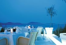 A fine dining experience / Outstanding culinary delights await you staying at the stunning sea view Elounda Gulf Villas & Suites in Crete Island, Greece. http://goo.gl/wixfOl