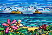 Hawaii art