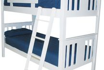 Bunk Beds / We stock an assortment of bunk beds - all are available on our website and can be delivered throughout South Africa