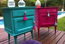 Ideas color, muebles