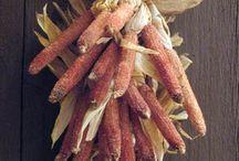 Ideas - Corn cob wreath