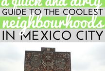 MEXICO / Travel posts, photos and inspiration for visiting Mexico