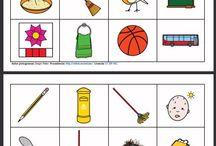 Fonoaudiología materiales - niños
