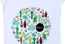 Remeras - T-Shirts / Remeras de diseno de Argentina y la cultura andina. - Great design T-Shirts from Argentina and the andean culture.