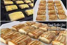 Maydanozlu tuzlu kurabiye