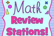 3rd math/science / by Brittni Jakstas