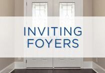 Inviting Foyers