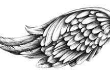 Angel Tattoos
